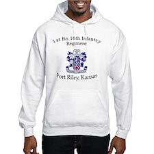 1st Bn 16th Infantry Jumper Hoody