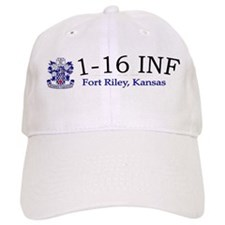 1st Bn 16th Infantry Cap