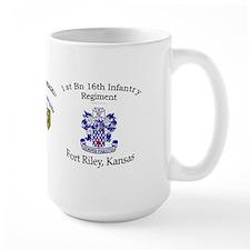 1st Bn 16th Infantry Mug