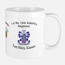 1st Bn 16th Infantry Small Small Mug
