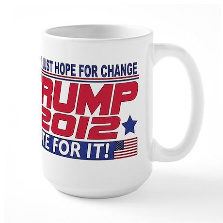 Trump 2012 Large Mug