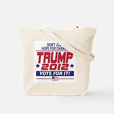 No More Politics as Usual Tote Bag