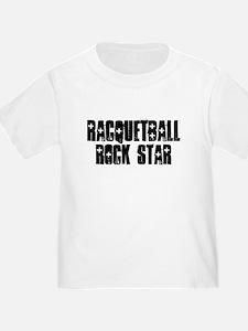 Racquetball Rock Star T