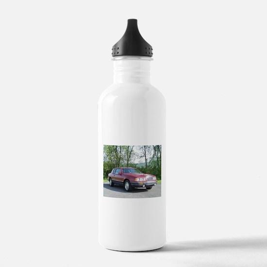 1985 Cougar Water Bottle