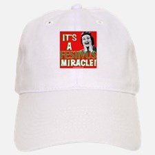It's a Festivus Miracle! Baseball Baseball Cap