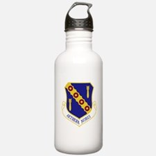 42nd Air Base Wing Water Bottle