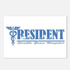 Resident SGH Postcards (Package of 8)