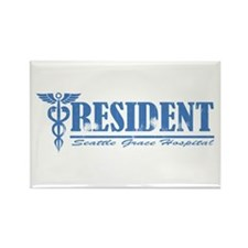 Resident SGH Rectangle Magnet