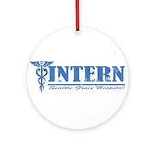 Intern SGH Ornament (Round)