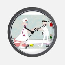 Student Nurse XXX Wall Clock