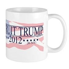 Recruit Trump 2012 Mug