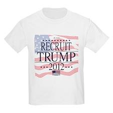 Recruit Trump 2012 T-Shirt