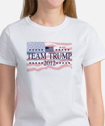 Team Trump 2012 Women's T-Shirt