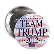"Team Trump 2012 2.25"" Button"