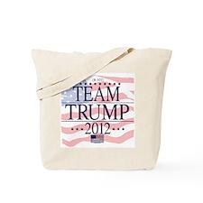 Team Trump 2012 Tote Bag