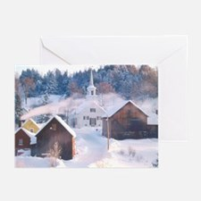 Waits River, VT Greeting Cards (Pk of 20)