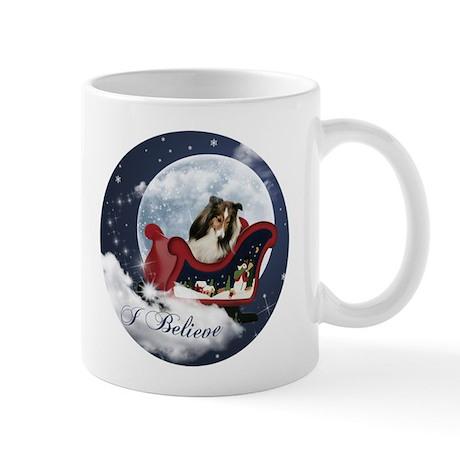 I Believe Sheltie Mug