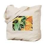 Shari's Sunflower Tote Bag