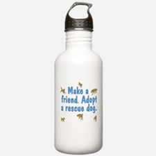 Adopt a Rescue Water Bottle