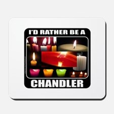 CANDLE MAKER/CANDLE MAKING Mousepad
