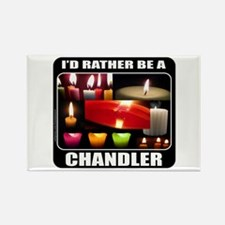 CANDLE MAKER/CANDLE MAKING Rectangle Magnet