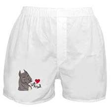 Love A'Bull Boxer Shorts