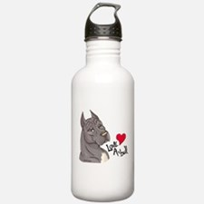 Love A'Bull Water Bottle