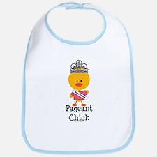 Pageant Chick Bib