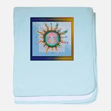 Recovery SUN baby blanket