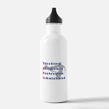 Schutzhund is TOPS Water Bottle