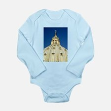 Dome of St. Peters Long Sleeve Infant Bodysuit