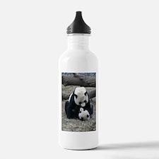 Mei hugs Tai Water Bottle