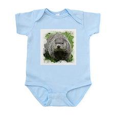Groundhog (Woodchuck) Infant Bodysuit