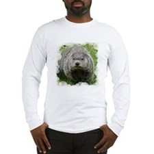 Groundhog (Woodchuck) Long Sleeve T-Shirt