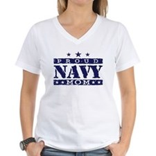 Proud Navy Mom Shirt