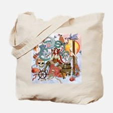 Pirate Quest Tote Bag