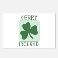 Kerry, Ireland Postcards (Package of 8)