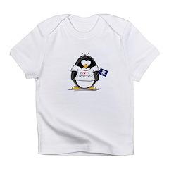 Connecticut Penguin Infant T-Shirt