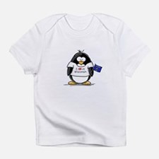Wisconsin Penguin Infant T-Shirt