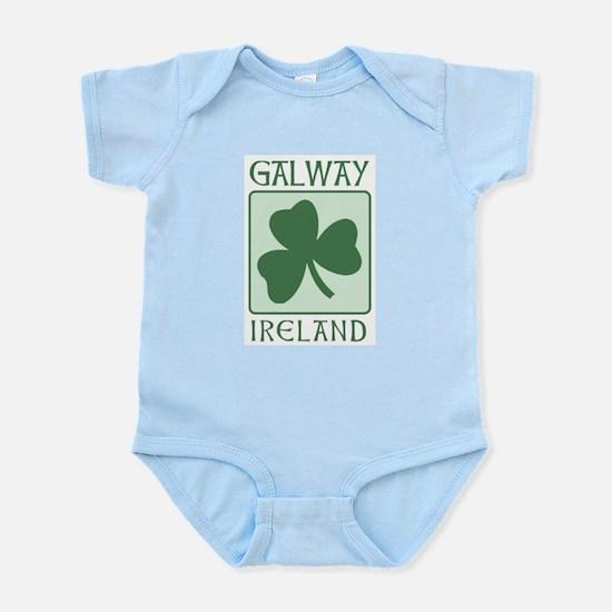 Galway, Ireland Infant Creeper