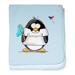 ipenguin Penguin baby blanket