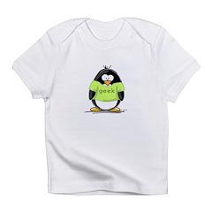 Geek penguin Infant T-Shirt