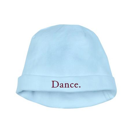 Dance. baby hat