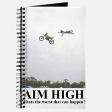 Cute Aim high Journal