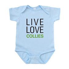 Live Love Collies Infant Bodysuit
