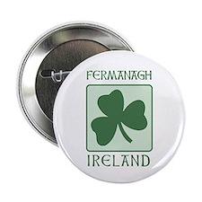 Fermanagh, Ireland Button