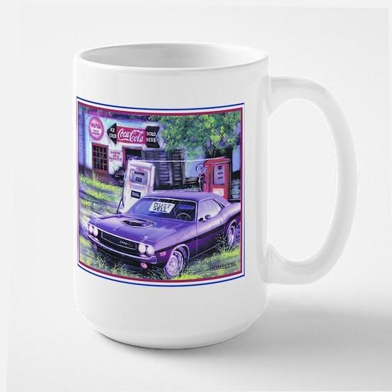 Challenger For Sale Large Mug
