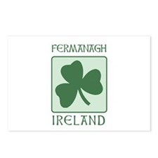 Fermanagh, Ireland Postcards (Package of 8)