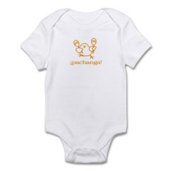 Pachanga Infant Bodysuit
