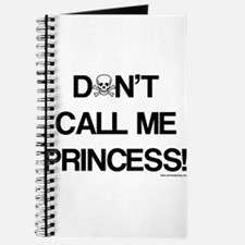 Don't Call Me Princess! Journal